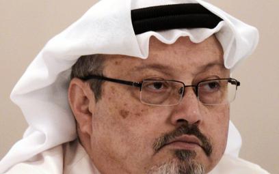 Zaginiony Jamal Khashoggi