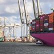 Port w Rotterdamie