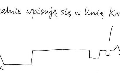 Komentarz rysunkowy. Linia Kremla