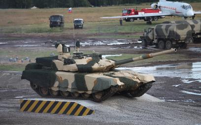 T-90MS na wystawie w 2012 roku. Fot./Wikimedia