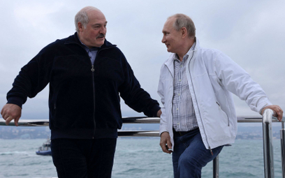 Rusłan Szoszyn: Nowa zabawka Władimira Putina