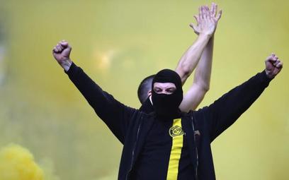 Stadion Borussii Dortmund to wbrew pozorom wcale nie tylko spokojni kibice