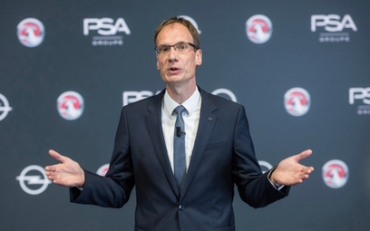 Michael Lohscheller, prezes Opel AG:Jedziemy w dobrym kierunku