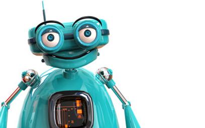 Robot przeprowadzi bankową transakcję
