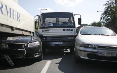Auta służbowe mocno ryzykowne