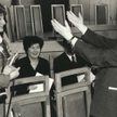 1998 rok: minister sprawiedliwości Hanna Suchocka, prezes NBP Hanna Gronkiewicz-Waltz i prezes SN pr
