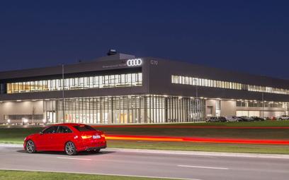 Przez strajk na Węgrzech Audi wstrzymało produkcję