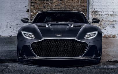 Limitowane wersje Astona Martina dla miłośników agenta 007