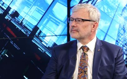 #RZECZoBIZNESIE:Wojciech Warski:Uszczelnienie systemu podatkowego to największy mit PiS