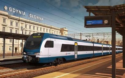 Na tory wracają pociągi i przesyłki konduktorskie