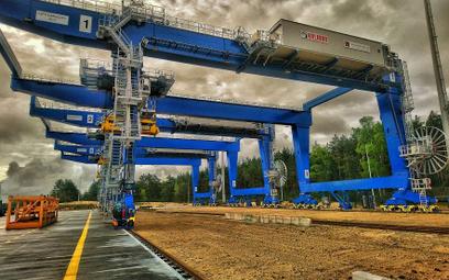 DCT rozbudowuje terminal kolejowy