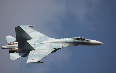 Pod koniec września ćwiczyły rosyjskie jednostki lotnicze stacjonujące w obwodzie kaliningradzkim, w