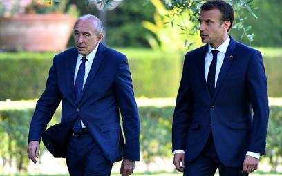 Rezygnacja ministra we Francji. Chce być merem Lyonu