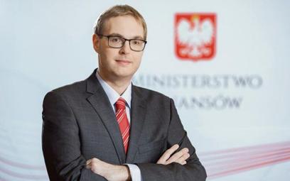 Jan Sarnowski, wiceminister finansów i pełnomocnik ministra finansów ds. współpracy międzynarodowej