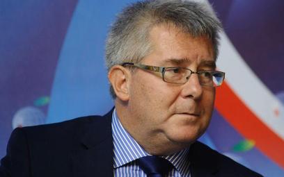 Europoseł PiS Ryszard Czarnecki