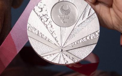 Srebrny medal igrzysk paraolimpijskich