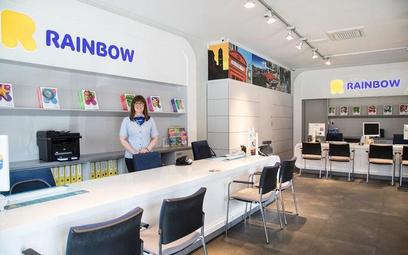 Rainbow zaprasza klientów Neckermanna do siebie