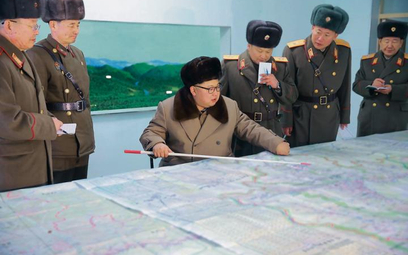 Kim Dzong Un wyznacza cel