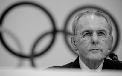 Nie żyje były prezydent MKOl Jacques Rogge