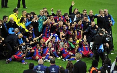 Finał Ligi Mistrzów: Barcelona - Manchester