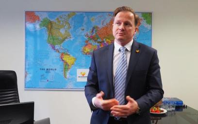 Prezes Neckermanna dziękuje agentom turystycznym