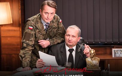 """Trzeci sezon """"Ucha Prezesa"""" już 15 marca"""