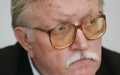 Zenon Klatka, prezes Krajowej Rady Radców Prawnych