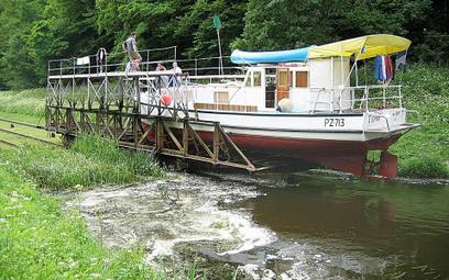 Pochylnia Kanału Elbląskiego czeka na remont