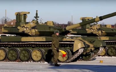 Dostawy czołgów T-90M i T-14 do rosyjskich wojsk lądowych w 2021 r.