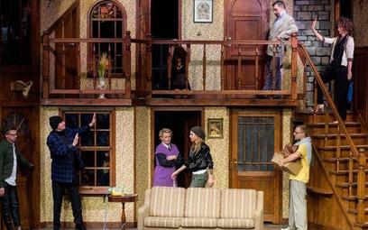 """Premiera: """"Czego nie widać"""" Michaela Frayna w Teatrze Kwadrat"""