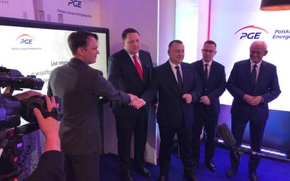 KGHM i PGE będą współpracować przy projektach OZE