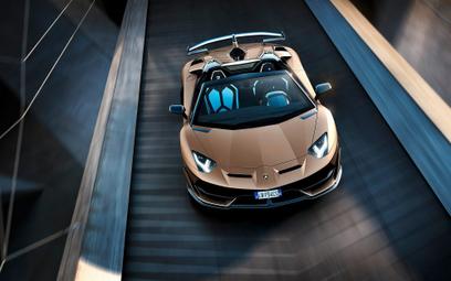 Lamborghini z rekordową sprzedażą