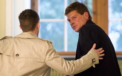 Jan Ullrich ze swoim adwokatem