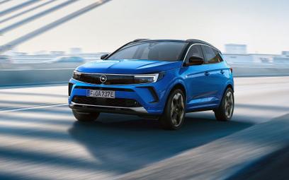 Opel Grandland: Nowy wygląd, nowe wnętrze, nowa nazwa
