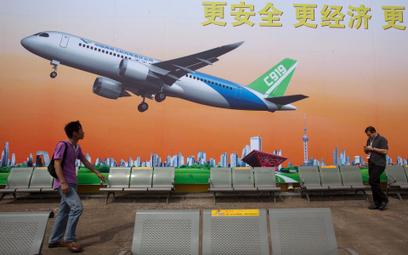 Chiński samolot cywilny C919 wykona pierwszy lot jeszcze w tym roku