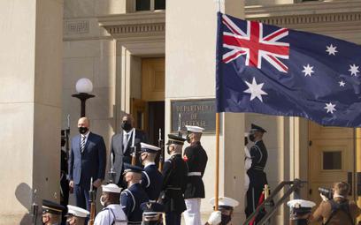 Peter Dutton w Departamencie Obrony