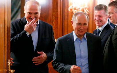 Prezydenci Białorusi i Rosji Aleksander Łukaszenko i Władimir Putin spotkali się 7 lutego w Soczi. I
