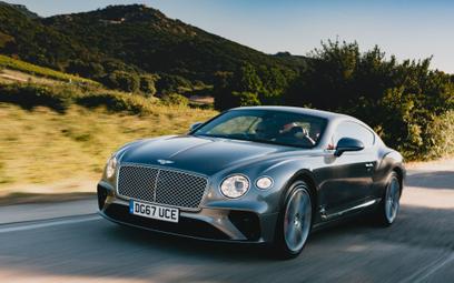Bentley Continental GT: Ponadczasowy