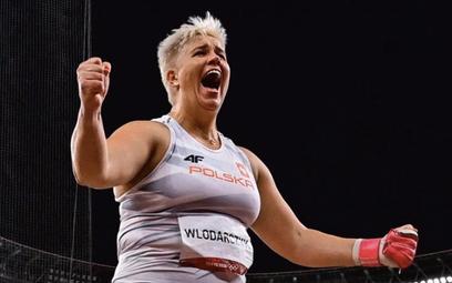Anita Włodarczyk zdobyła w Tokio swe trzecie olimpijskie złoto