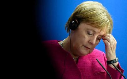 Coraz bliżej zmierzchu ery Angeli Merkel