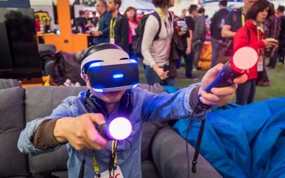 Przyszłością branży gamingowej jest wirtualna rzeczywistość