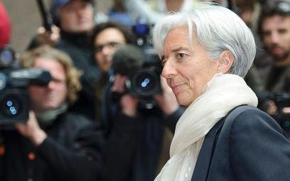 Lagarde rusza z ofensywą uśmiechów