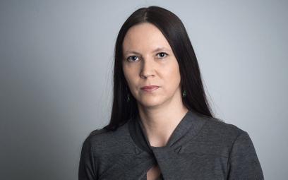 Ewa Usowicz, zastępca redaktora naczelnego Rzeczpospolitej