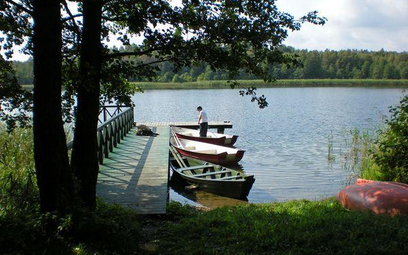 NIK krytykuje zarząd jeziorami