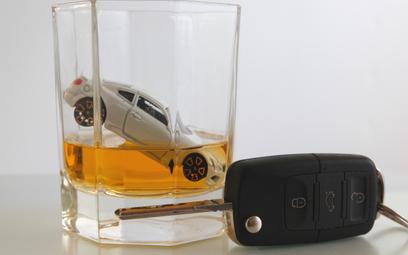 Po groźnym wypadku po alkoholu utrata auta