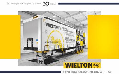 Wielton otwiera CBR za 22 mln zł. Chce być 3. firmą w Europie w swojej branży