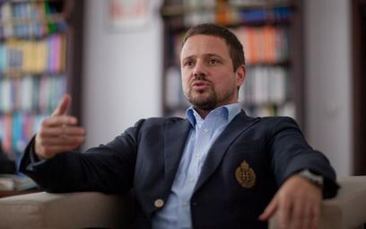 Trzaskowski: PiS-owi się zbiera