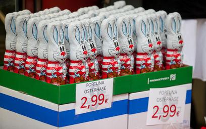 Niemcy wydają setki milionów euro na wielkanocne słodycze