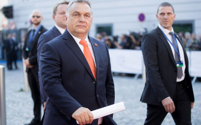 """Orban chwali Trumpa. """"Cierpiałem przy Clinton"""""""