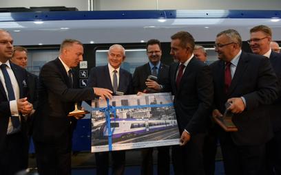 Nowe pociągi za miliard złotych